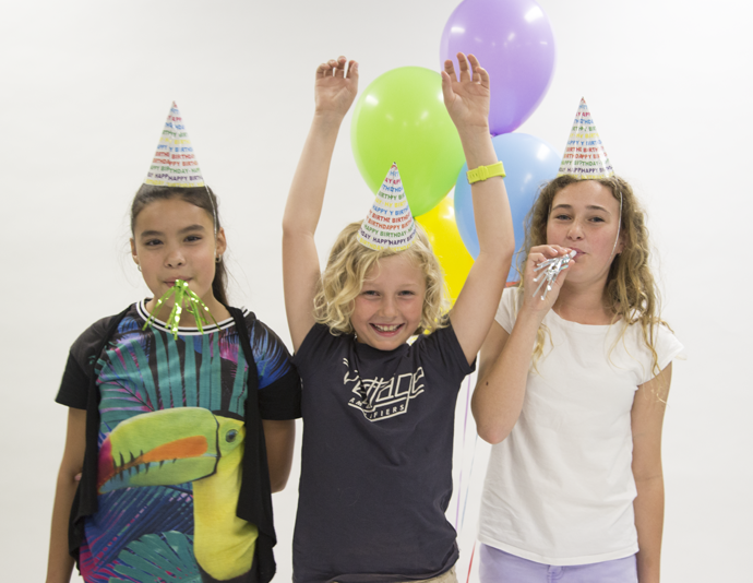 Geelong's best birthday parties