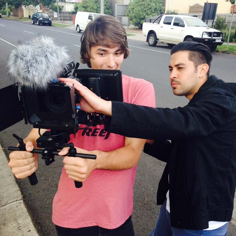 teen film making